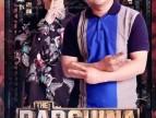 《中国有嘻哈》-孙八一来棚为江苏卫视录制歌曲